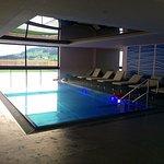 Area interna piscina