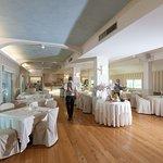 Ristorante blau sala interna