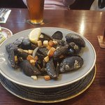 Mussels - Appetizer size