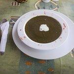 Callaloo Soup!