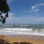 Great beach in Centara  Seaview Resort Khao Lak