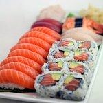 Sushi ekstra stor (24 biter)