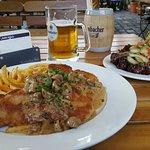 Restaurant Bahnsteig 1 Foto
