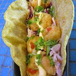 Cancun Shrimp Taco