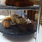 The sweet offering of a most peculilar afternoon tea