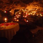 Private Cave Dining