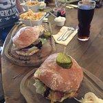 3 classic burgers!