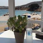 Φωτογραφία: Aspro Paros Seaside Restaurant