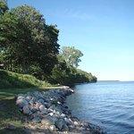 A peaceful morning on Leech Lake