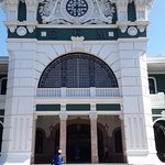 Maputo Central Train Station Foto