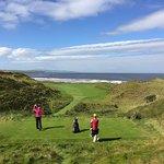 Stunning layout. A fine test of golf...