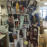 Desiger's Mood Board- Made in NYC