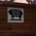 Foto de Red Top Barbecue