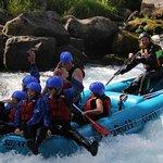 Rafting on White Salmon River