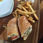 Caprice Chicken sandwich