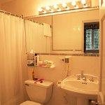 Spa Time in Private Bathroom