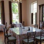 Swan House Tea Room Findlay, Ohio