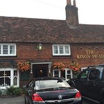 Lovely country pub with great food & friendly staff