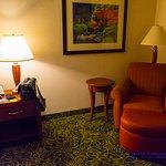 Comfortable Rest Area