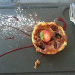 tarte à la figue