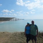 Cuckmere Haven, there and back!