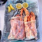 Grab Bag of crab legs