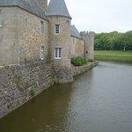 il castello sull'acqua