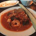 zuppe de pesce appetizer