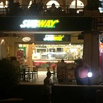 subway at playa fanabe