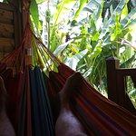 Relax sur la terrasse de la Case Créole...