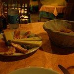 Dinner antipasto