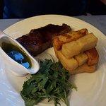 Photo of The Oak Room Restaurant at Moor Hall Hotel & Spa