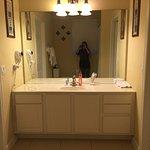 """""""Jack & Jill"""" bathroom between bedrooms 2 & 3"""