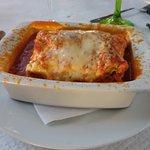 Lasagne a la Heinz tomato soup