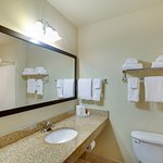 Basic Room Bathroom Facilities