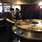 HuHot Wok in Action