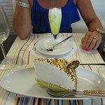 Lemon meringue pie/limoncello desert