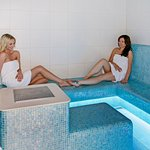 Relax in our Russian Steam Baths