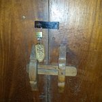 Sistema di chiusura della porta