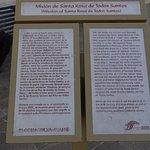 Historia de la fundación del Pueblo de Santa Rosa de Todos Santos