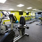 Enjoy our spacious and well equipped Fitness Center