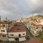 Vista desde el Hotel Porto Allegro