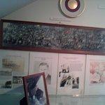 John and Annie Glenn Historic Site-college days