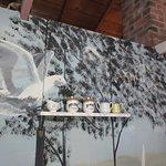 Kitchen wall Cottage #4