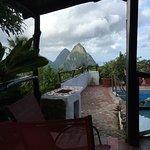 Papaya deck/view