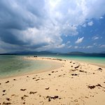Starfish Island, Palawan, Philippines