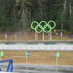 Biathlon Area, Olympic Park, Whistler, BC