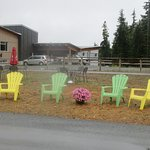 Picnic Area, Olympic Park, Whistler, BC