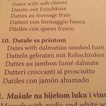 dates and prosciutto