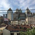View of Shanghai skyline